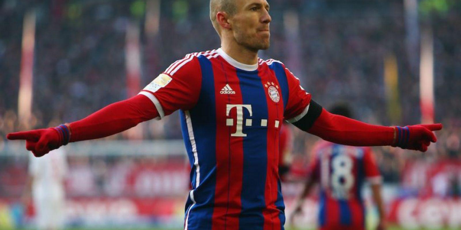 Arjen Robben – Holanda. Foto:Getty Images
