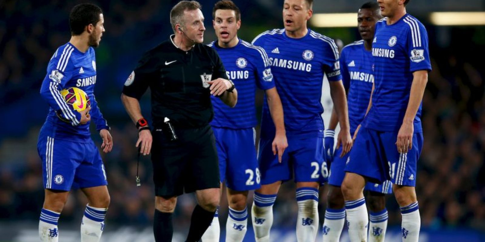 Chelsea llega a la segunda ronda como líder del sector G Foto:Getty