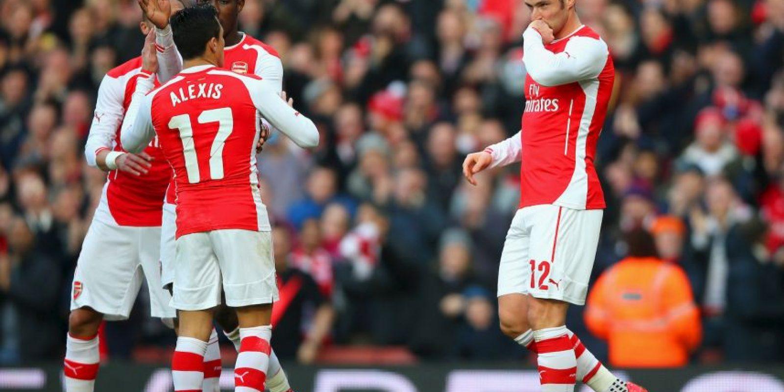Arsenal Foto:Getty