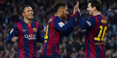Messi encabeza a los culés Foto:Getty