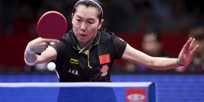 Ell es Xiaoxia Li Foto:Getty Images