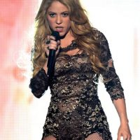 Shakira, cantante colombiana. Foto:Getty Images