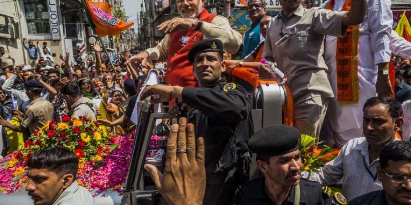 India Foto:Daniel Berehulak / The New York Times