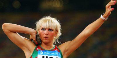 Yana Maksimava es una heptatleta rumana. Foto:Getty Images