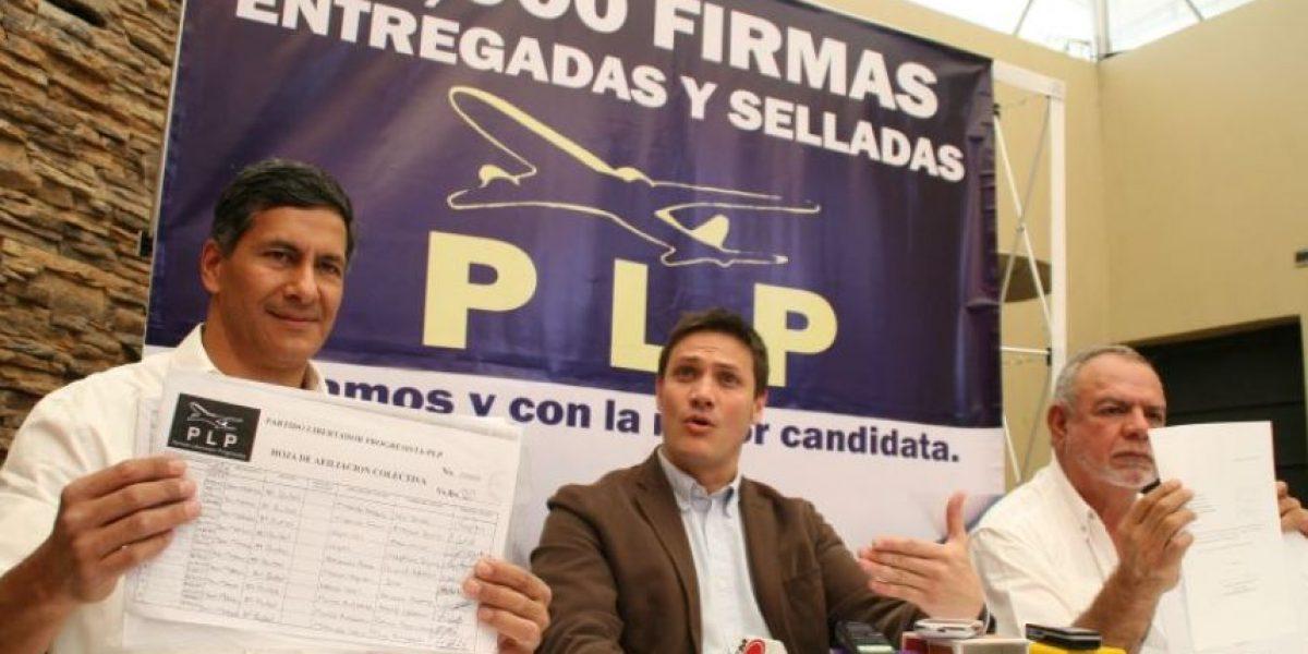 El TSE detectó 12 mil firmas anómalas del PLP