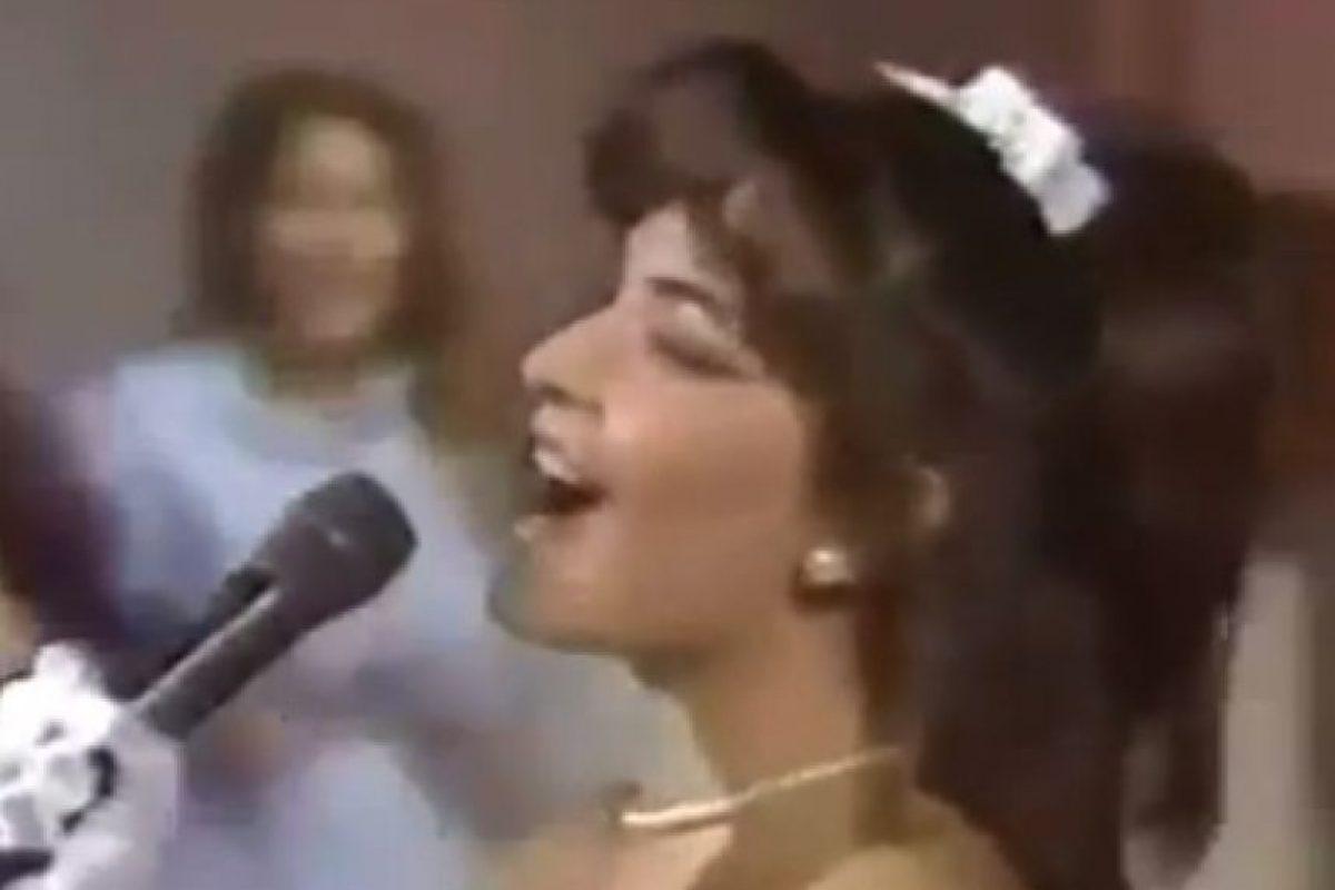 """En 1993, participó en la telenovela """"Baila conmigo"""" Foto:YouTube"""