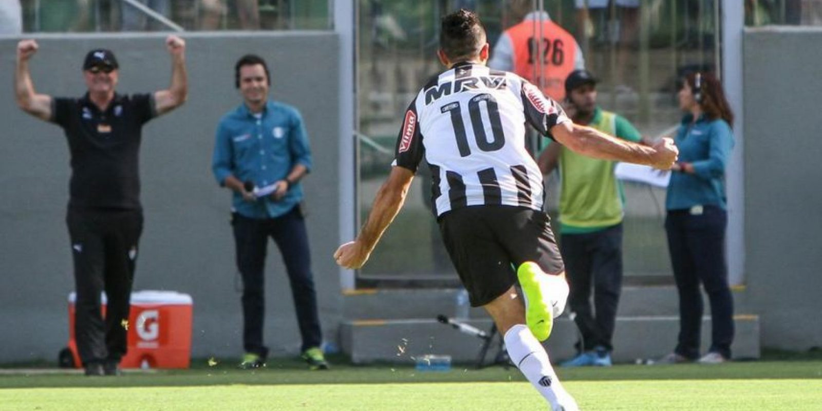 Atlético Mineiro Foto:Twitter