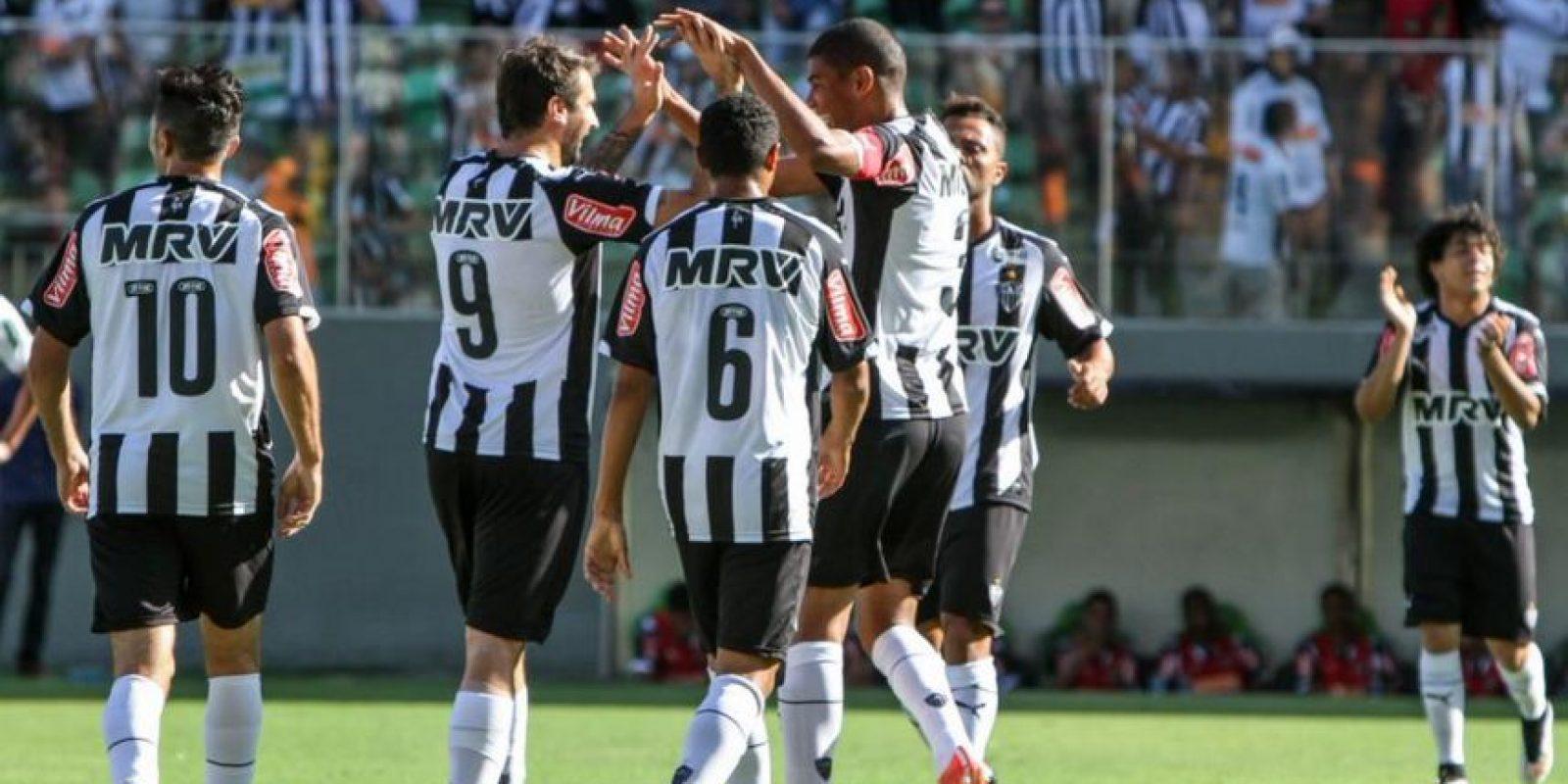 También se encuentra Atlético Mineiro en el Grupo 1 Foto:Twitter