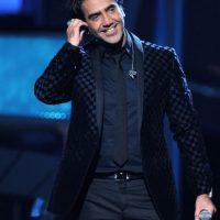 En 2013, el cantante protagonizó una serie de rumores que aseguraban su homosexualidad y hasta lo relacionaban con el futbolista Rafael Márquez. Foto:Getty Images