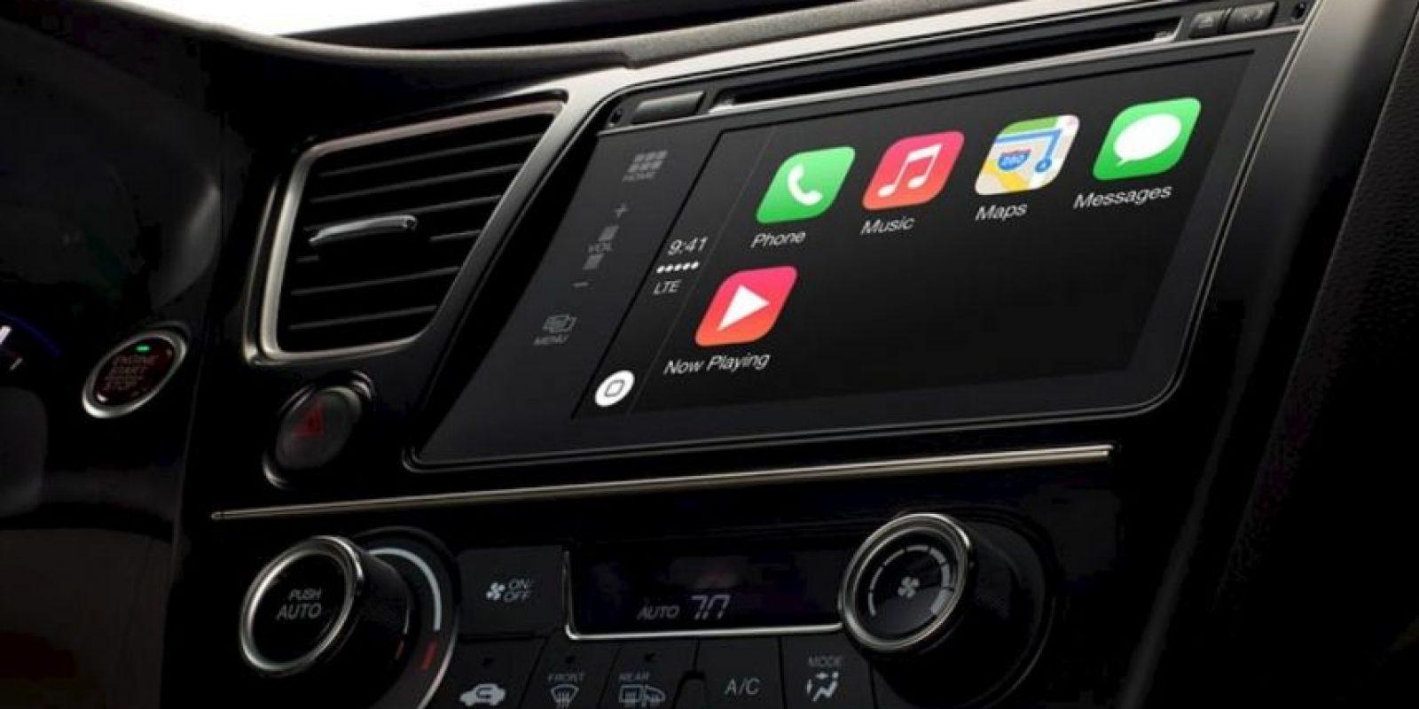 Apple estaría trabajando en un automóvil eléctrico. Foto:Apple