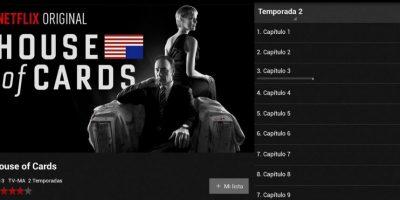 Netflix: La plataforma en streaming permite ver películas, series, documentales, telenovelas y muchas cosas más. Foto:Netflix