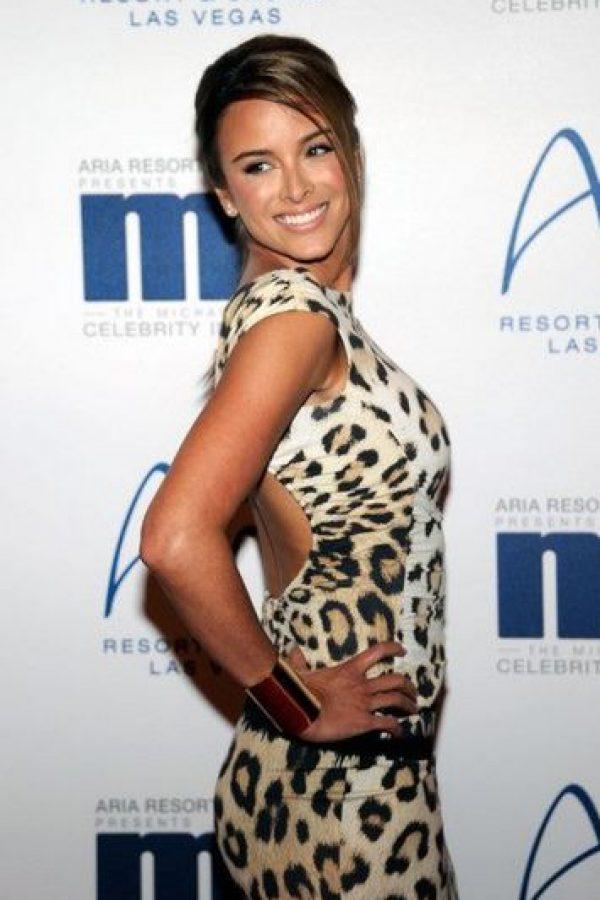 Es una modelo cubano-estadounidense Foto:Facebook: Yvette Prieto