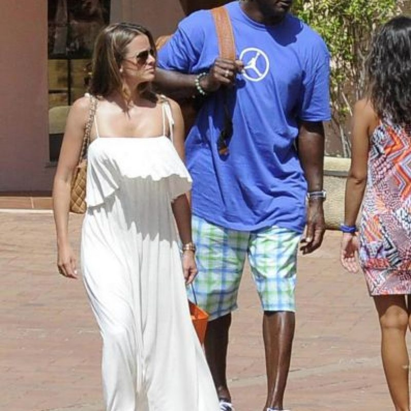 Jordan le propuso matrimonio en 2011 Foto:Facebook: Yvette Prieto
