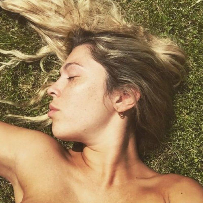 Las fotos de Daniela tienen más de cuatro mil likes. Foto:instagram.com/danaranguiz1