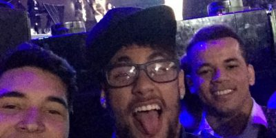 Katy Perry conquista a Neymar y Dani Alves