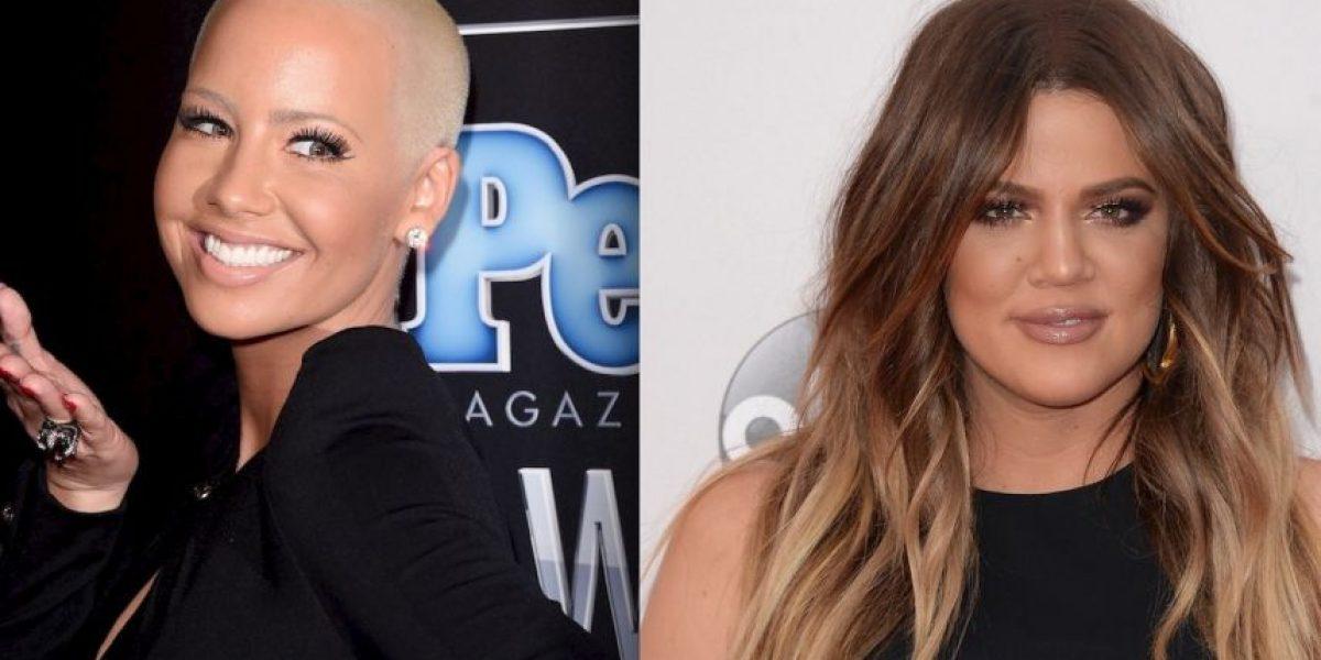 La ex de Kanye West ofendió a Kim Kardashian y sus hermanas