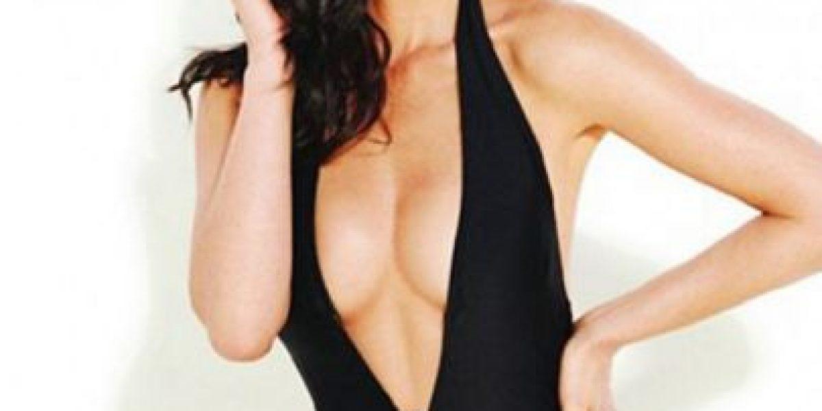 Fotos: Olivia Munn modela muy sensual para México