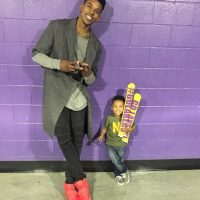 Nick Young Foto: Instagram: @swaggyp1