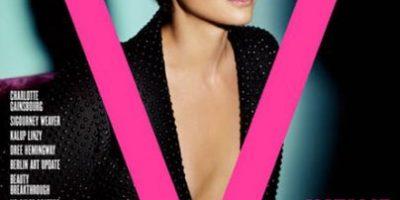 """Fotos: Las portadas más sensuales de """"V Magazine"""""""