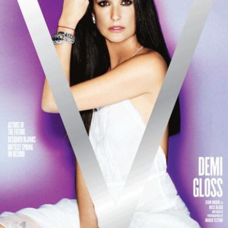 Foto:Cortesía V Magazine