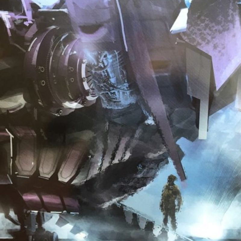 Boceto de una escena de la nueva película. Foto:instagram.com/bryanjaysinger