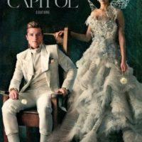 """Así como la rebelión de Katniss Everdeen, con su """"Sinsajo"""". Foto:Capitol Couture"""