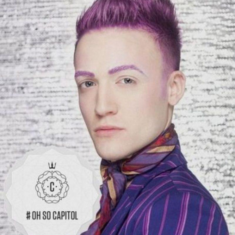 Capitol Couture muestra tendencias de cada uno de los distritos. Foto:Capitol Couture