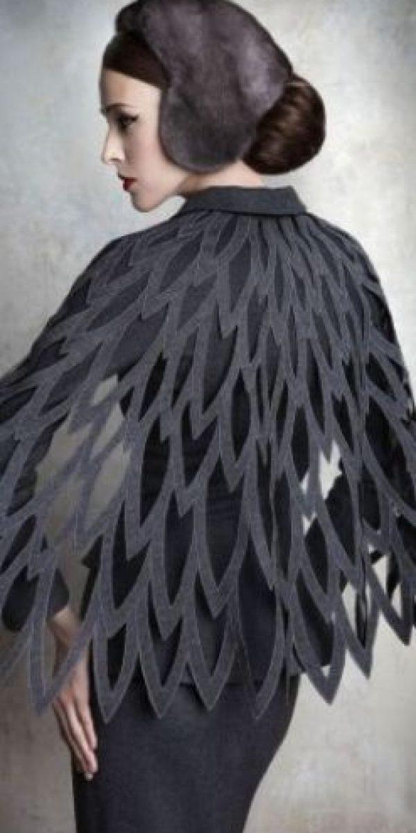 También, nuevas tendencias basadas en prendas imposibles. Foto:Capitol Couture