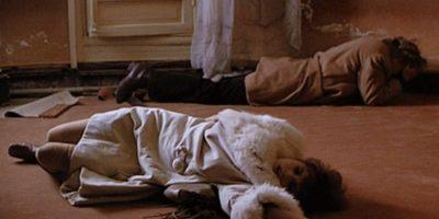 """En """"El Último Tango en París"""" (1972) hay dos. Cuando Marlon Brando sodomiza a María Schneider con mantequilla y cuando tiene sexo con ella rápidamente, para después rodar en el piso. Foto:United Artists"""