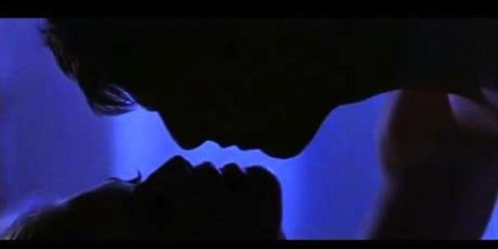 """Take my Breath Away o la escena de sexo de """"Top Gun"""" (1986), en la que Tom Cruise y Kelly McGillis hacen el amor por primera vez. Foto:Paramount Pictures"""