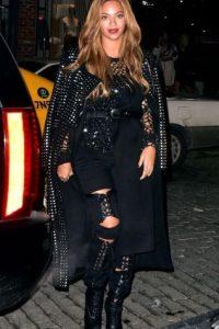 "Beyonce estaba en ""Matrix"" Foto:Getty Images"