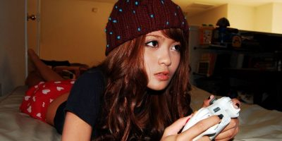 Además el 61% de las encuestadas mencionó que esta actividad alivia el aburrimiento. Foto:Tumblr.com/tagged-gamer-girl