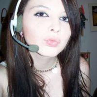 55% indican que son más felices en sus vidas sentimentales al jugar en línea. Foto:Tumblr.com/tagged-gamer-girl