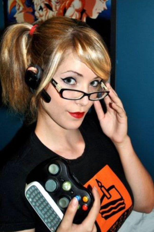 Además mencionan que se sienten inteligentes. Foto:Tumblr.com/tagged-gamer-girl