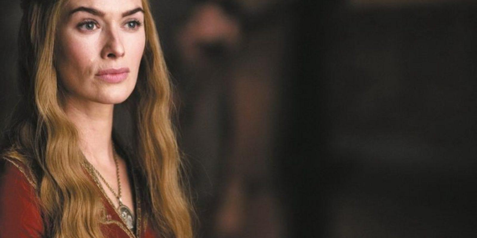 """Lena Headey es conocida mundialmente por interpretar a la malvada Cersei Lannister en """"Juego de Tronos"""" Foto:HBO"""