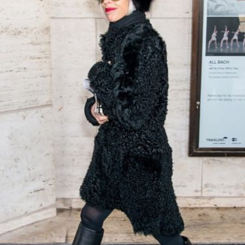 Los furs seguirán de moda por mucho tiempo. No solo por tendencia, por funcionalidad. Así te veas como un oso. Foto:Getty Images