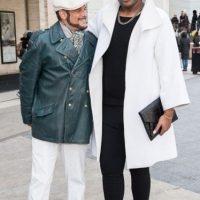 El hijo de Magic Johnson podrá ser todo lo fashion blogger que quiera, pero a veces…(juzguen ustedes) Foto:Getty Images