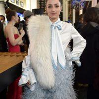 El cisne de Björk is back. Foto:Getty Images