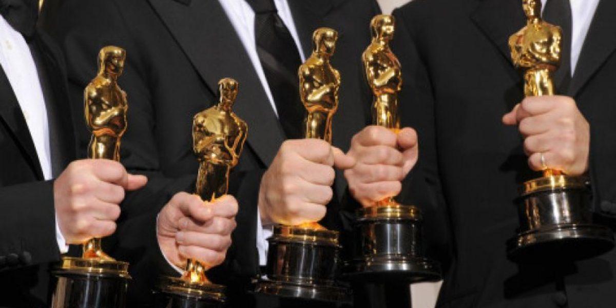 FOTOS. El Óscar, la estatuilla más codiciada desde 1929