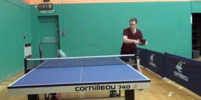 Con la ayuda de un entrenador registró todo su progreso en la página web www.expertinayear.com Foto:www.youtube.com
