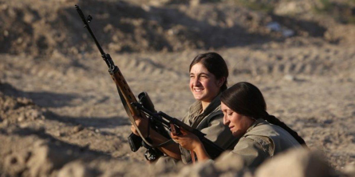 Terroristas de Estado Islámico están