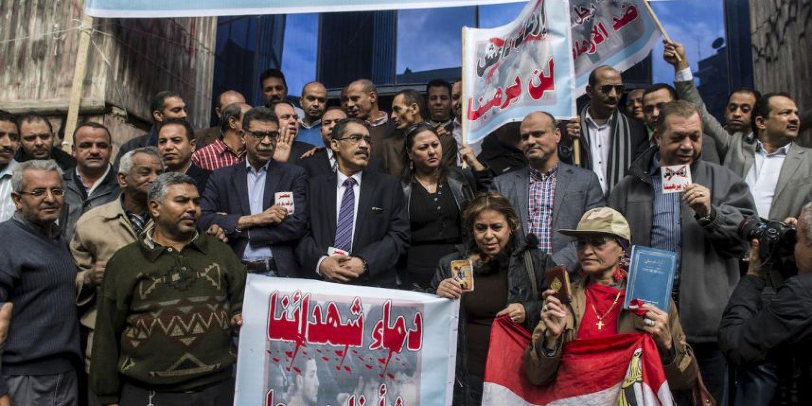 5. Los hechos se dieron en Libia. Foto:AFP