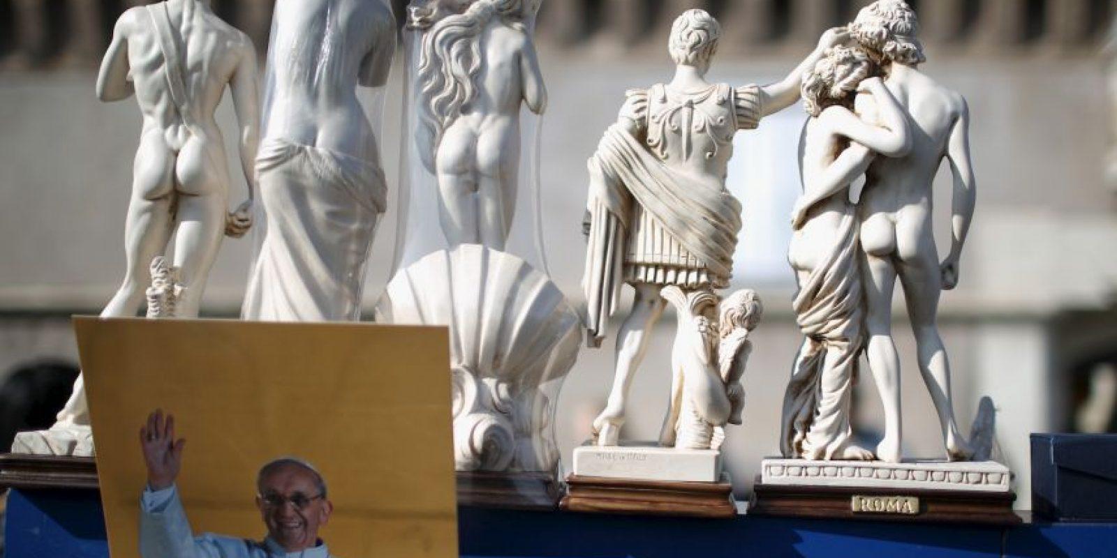 El Papa se ha ganado el corazón de los católicos. Foto:Getty Images