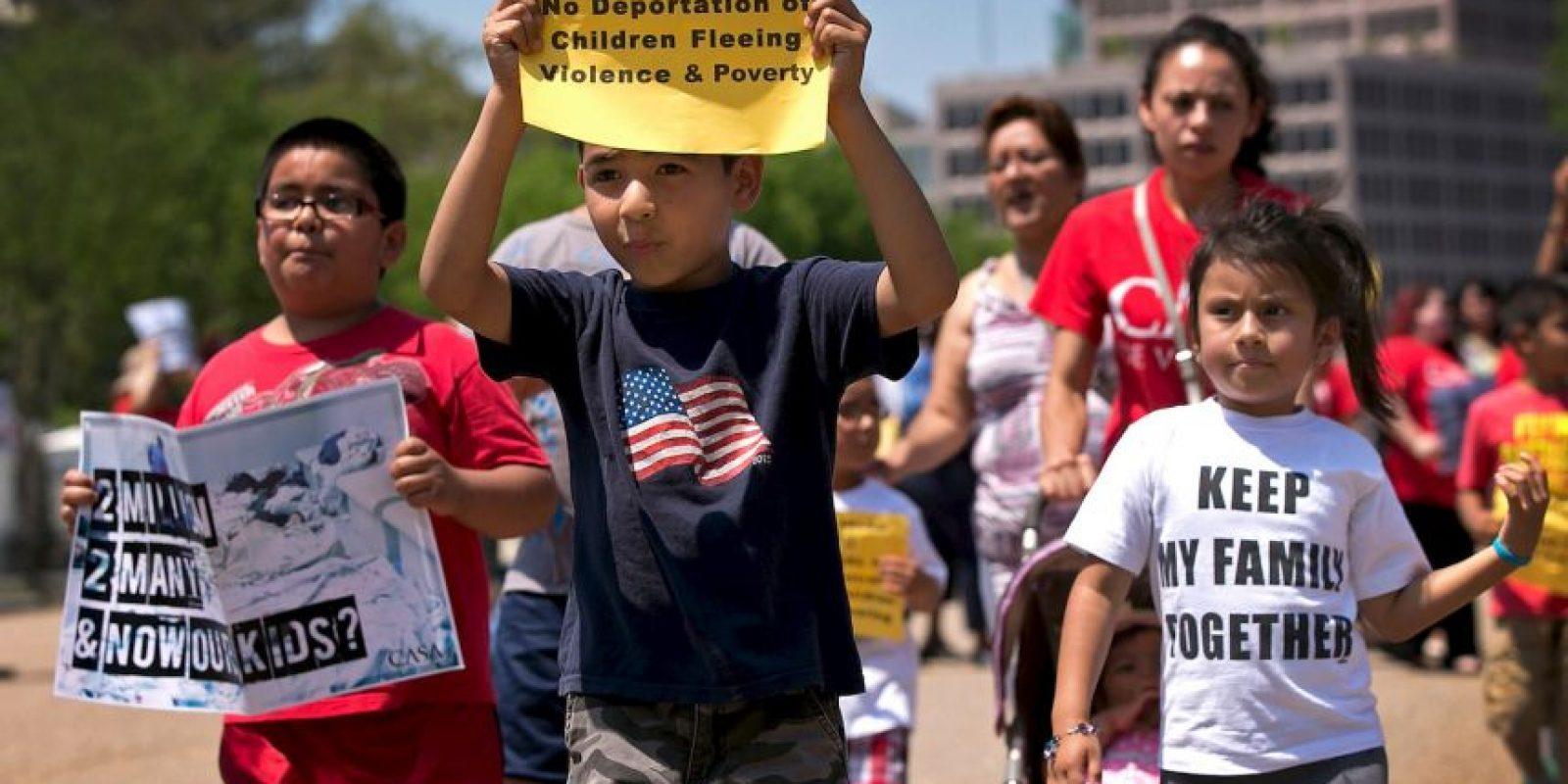 En 2013, 779 mil 929 personas fueron convertidos en ciudadanos estadounidenses naturalizados. Foto:Getty