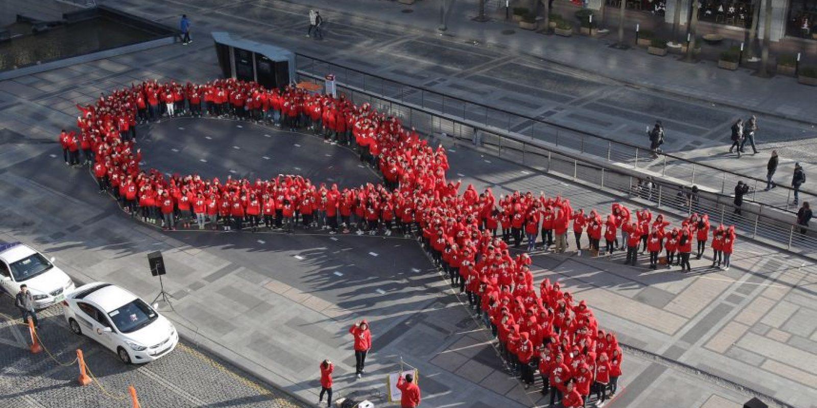 Entre 2005 y 2013, las muertes por SIDA en la región cayeron un 31% Foto:Getty Images