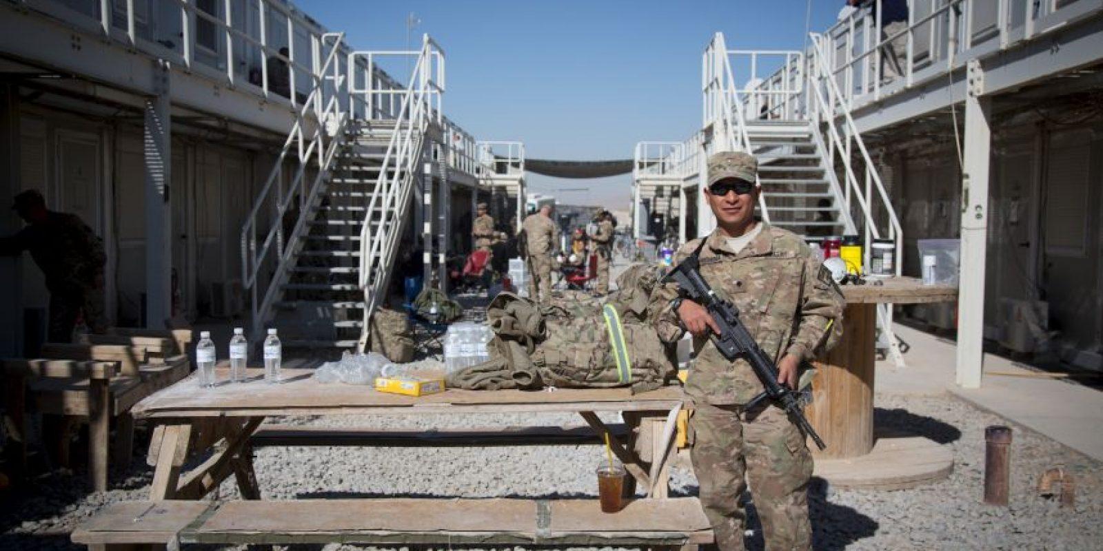 La guerra se dio en respuesta a los atentados del 11 de septiembre en Estados Unidos. Foto:Getty Images