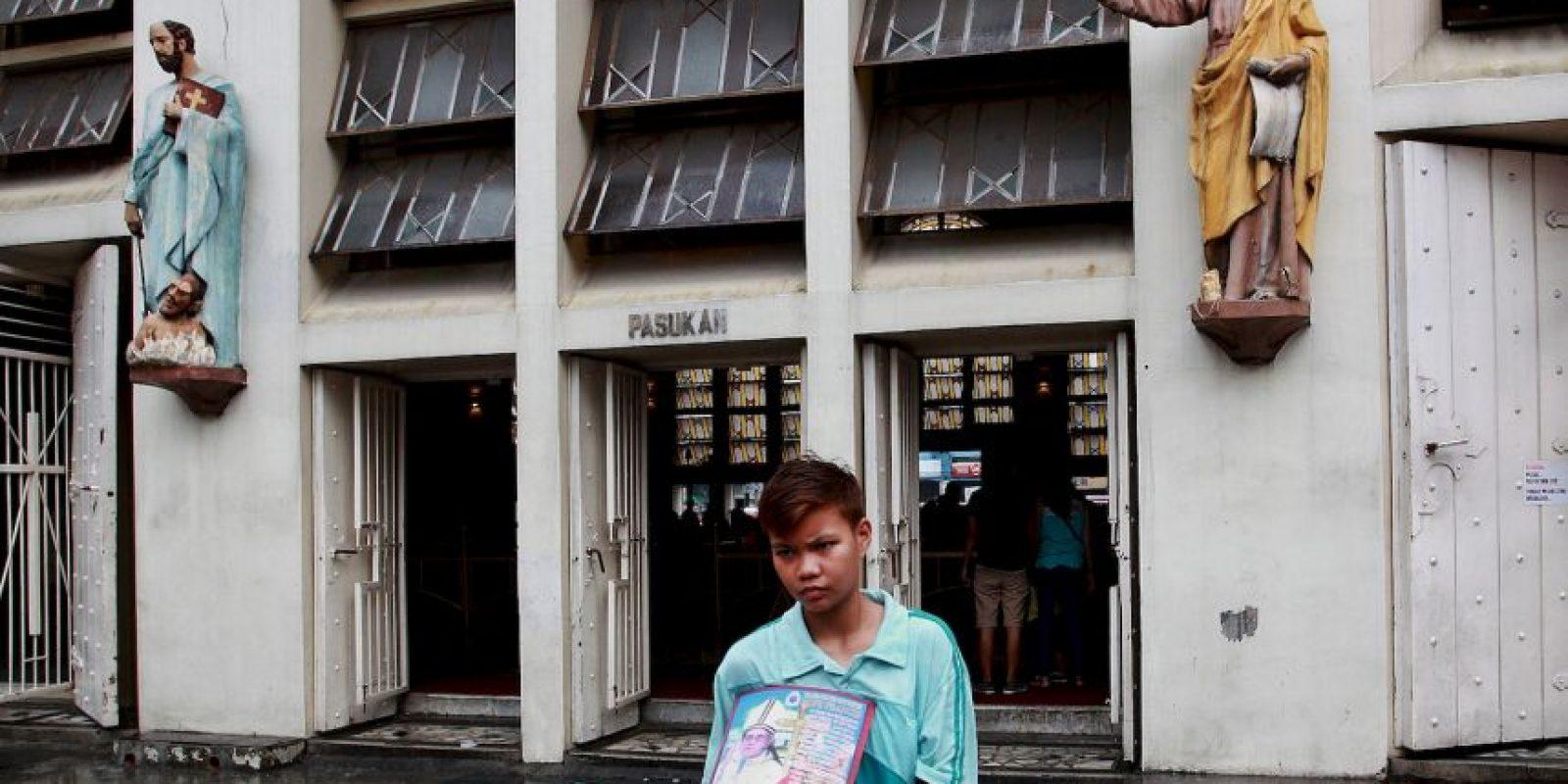 Su ministerio está dedicado a los más desprotegidos. Foto:Getty Images
