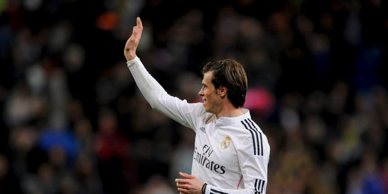 El tridente merengue: Gareth Bale Foto: Getty
