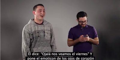 VIDEO. Varios hombres leen sus mensajes más íntimos y te harán reír