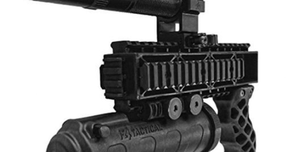 Proponen armas que no maten para departamentos de Policía de EE.UU.